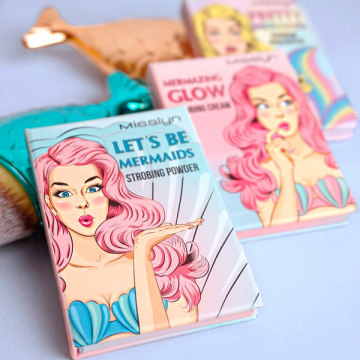 LETS BE MERMAIDS STROB. POWDER