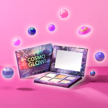 COSMO GLOW HIGHLIGHTING PALLETTE